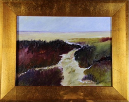 Path to the Beach by Carol Beagan