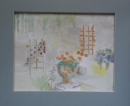 Virginia's Garden by Virginia Bradley