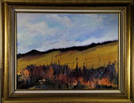Westport Farmland by Carol Beagan