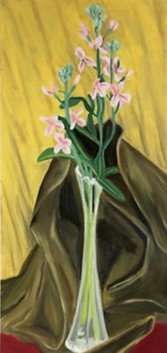 Still Life_Vase of Flowers by Janet Alling