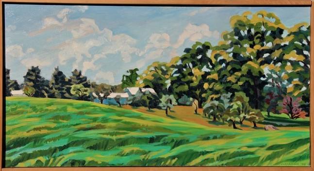 The Meadow by Deborah Clearman