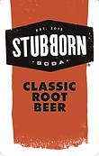 Stubborn CLASSIC ROOT BEER.png