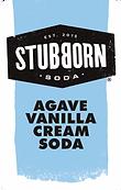Stubborn AGAVE VANILLA CREAM SODA.png