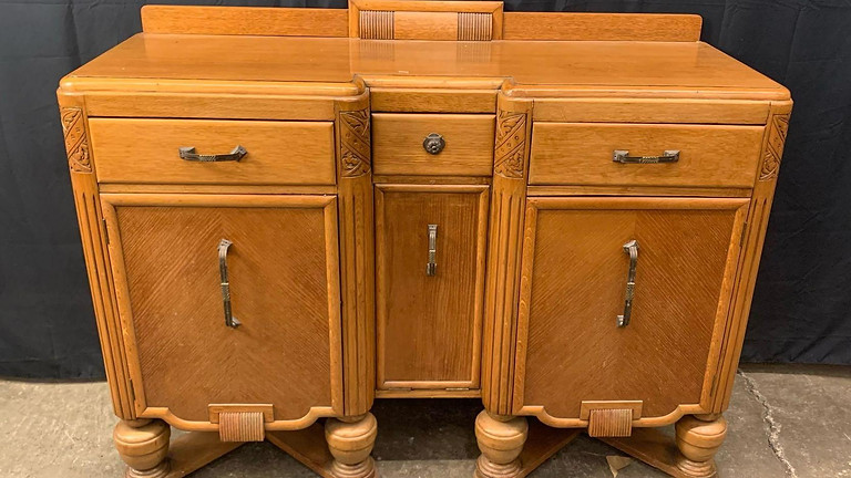 Estate Treasures: Home Accents – furniture, lighting, and more.