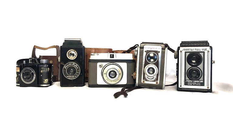Estate Treasures: Vintage Items, Camper, and More