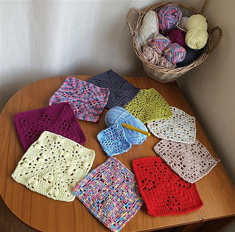 2.6 Challenge - Crochet Squares (Medium)