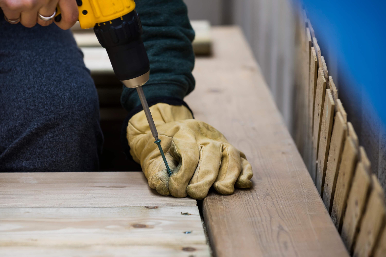 Patio, Paving, and Deck Repair