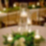3 Cylinders, Floating Votives, Wedding C