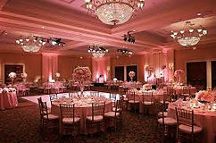 Dramatic Room Uplighting. A complete range of stunning Colour and Palettes designed to change the mood within your Wedding Venue