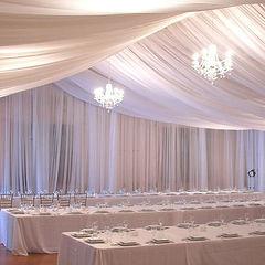 Wedding Wall Drapes