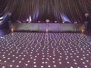 White LED Dance Floor, Essex