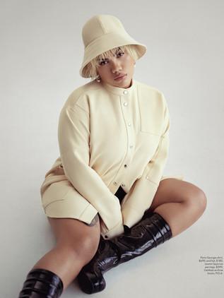 Parris Goebel x Vogue AU