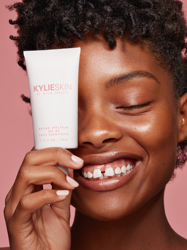 Campaign for Kylie Skin