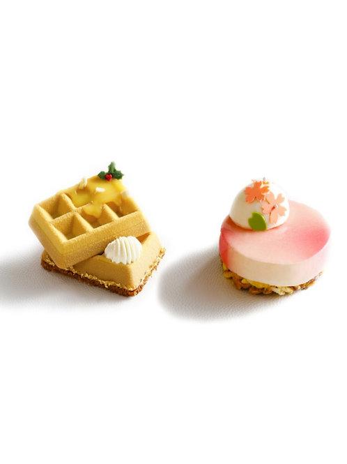 Petit Gateau Set ( Any 2 Items )