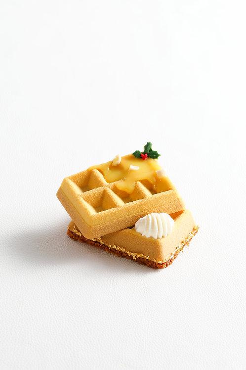 Hong Kong Style Waffle