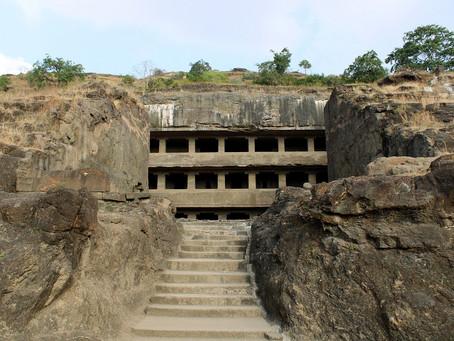 Ellora barlangok