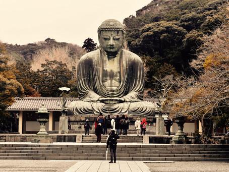 A kamakurai Nagy Buddha