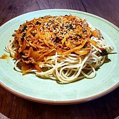 Gochujang spagetti