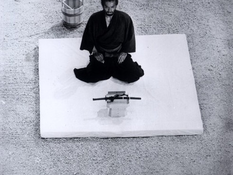 Szeppuku – rituális öngyilkosság Japánban