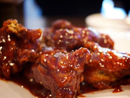 Koreai csirke