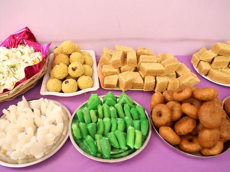 Indiai édességek