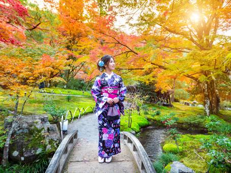 Kimonó – a japán nemzeti viselet
