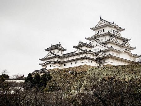 Himeji kastély – A fehér kócsag