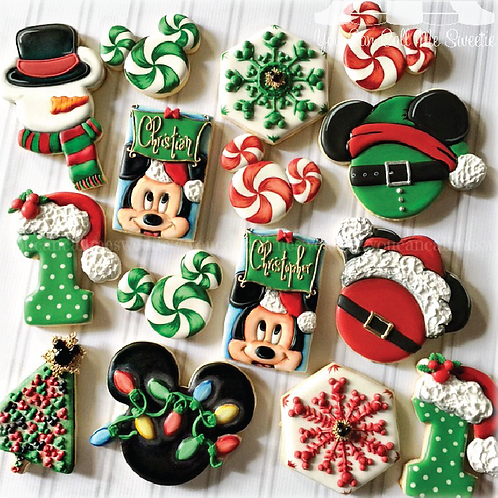 Mickey Christmas Collection: Nashville, TN- December 8th 9am-7pm