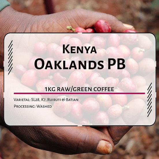 Kenya Oaklands PB