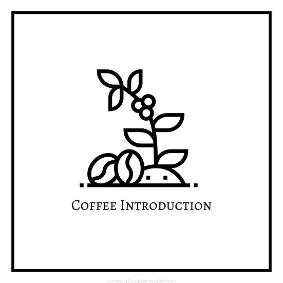 Coffee Introduction Logo for Workshop
