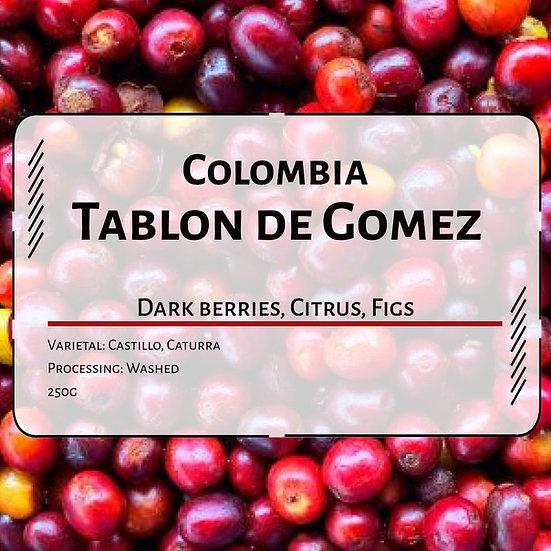 Colombia Tablon De Gomez