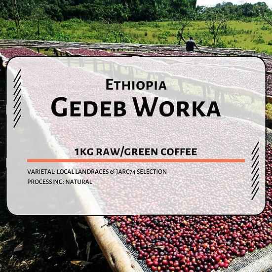 Ethiopia Gedeb Worka