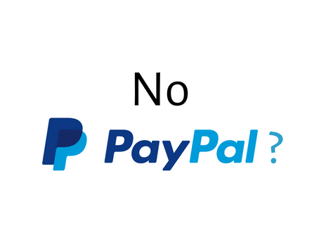 [OUTDATED] How to check out without a PayPal account