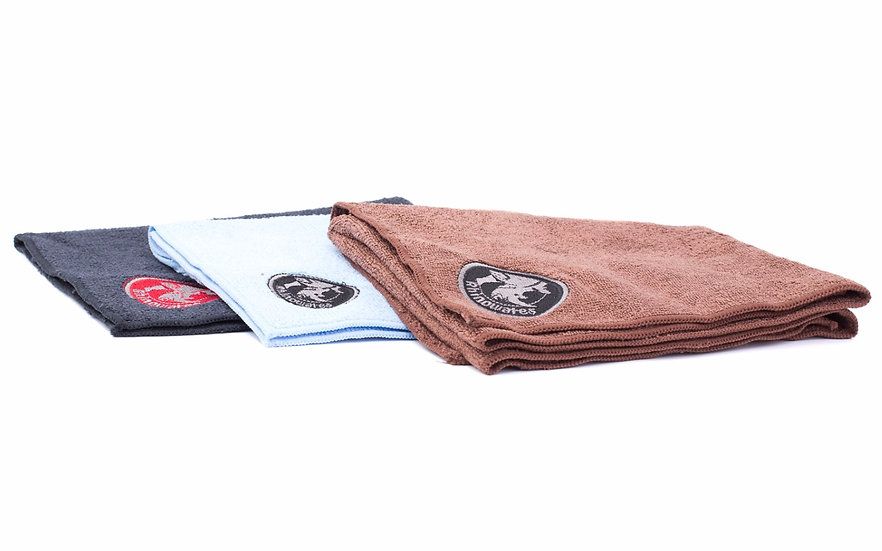 Rhino Coffee Gear 4 Pack Barista Cloth Set