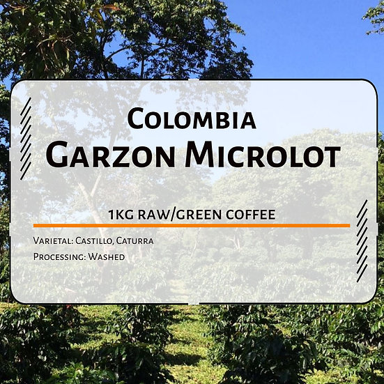 Colombia Garzon Microlot