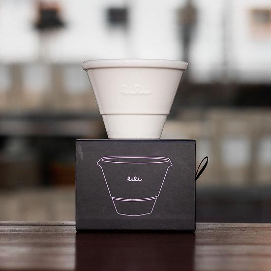 LiLi Coffee Dripper (Ceramic)