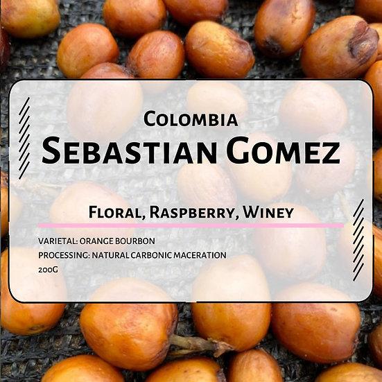 Colombia Sebastian Gomez Exotic