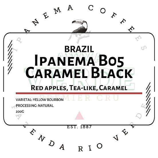 Brazil Ipanema Anima Verde B05 Caramel Black