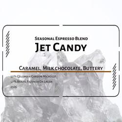 Jet Candy Seasonal Espresso Blend