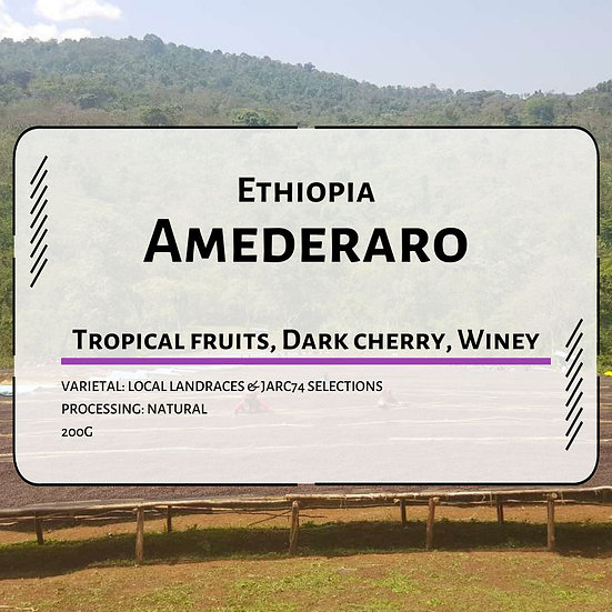 Ethiopia Konga Amederaro