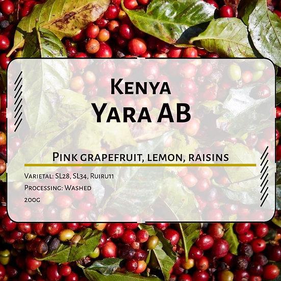 Kenya Yara AB