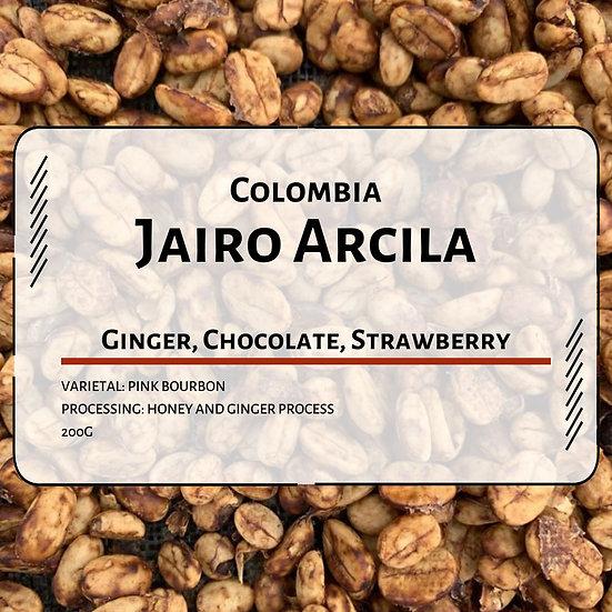 Colombia Jairo Arcila Exotic