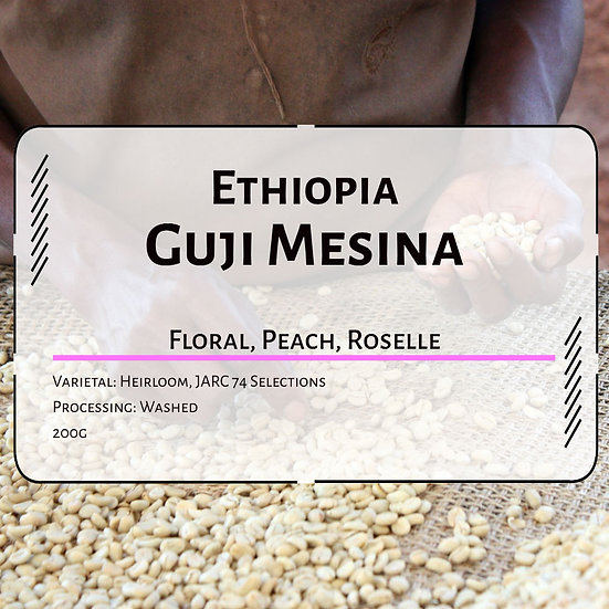 Ethiopia Guji Mesina