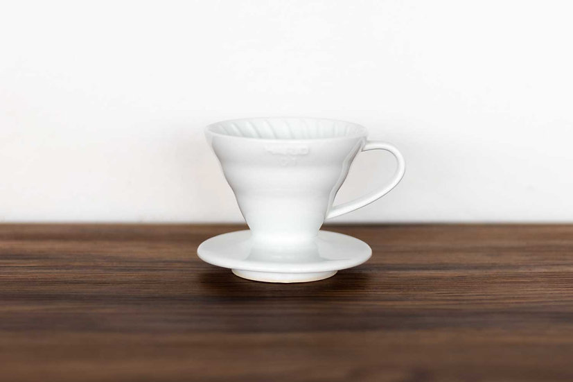 HARIO V60 Coffee Dripper 01 (Ceramic)
