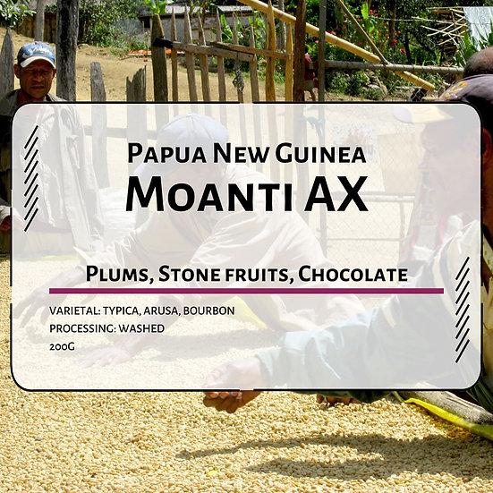 Papua New Guinea Moanti AX