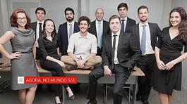 Helder Galvão e Nós8 na Globonews