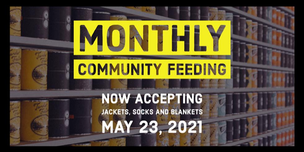 Monthly Community Feeding