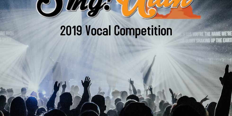 Professional Division (ages 14 & up) - 2019 Sing! Utah Vocal Competition