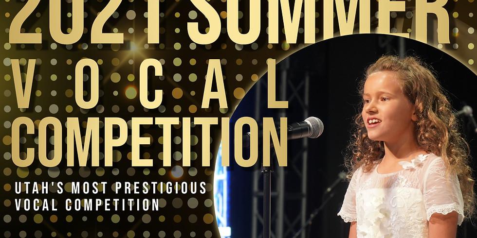 2021 Sing! Utah Summer Vocal Competition Round 3: Final Concert - Junior Division