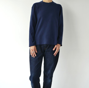 COTTON RIB LONG T-SHIRTS